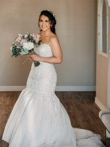 Peninsula Aesthetics Spray Tanning Wedding
